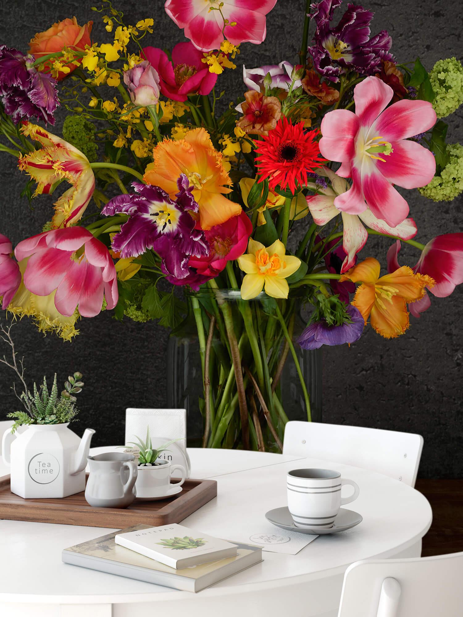 Flowers W04534 8