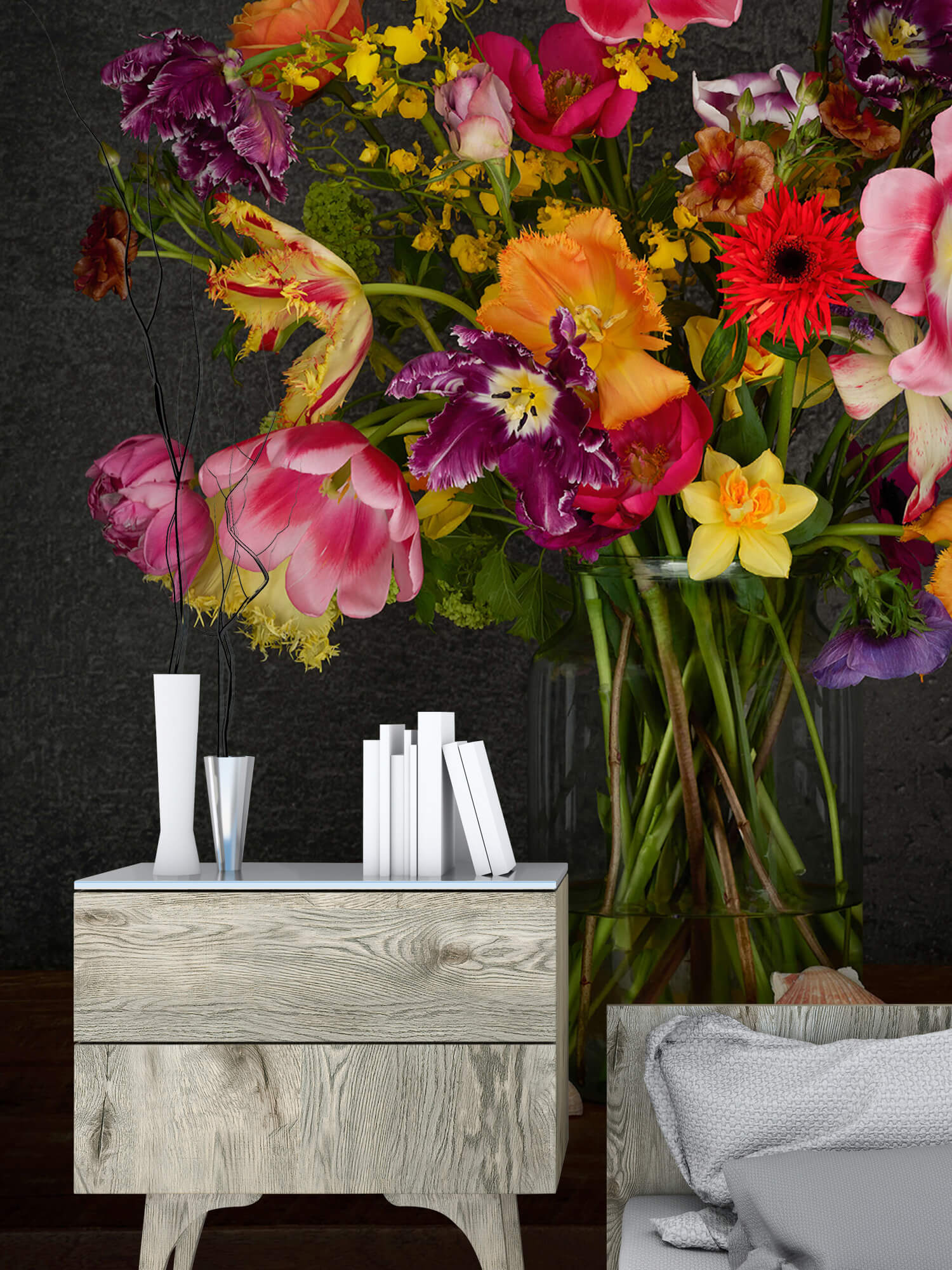 Flowers W04534 9