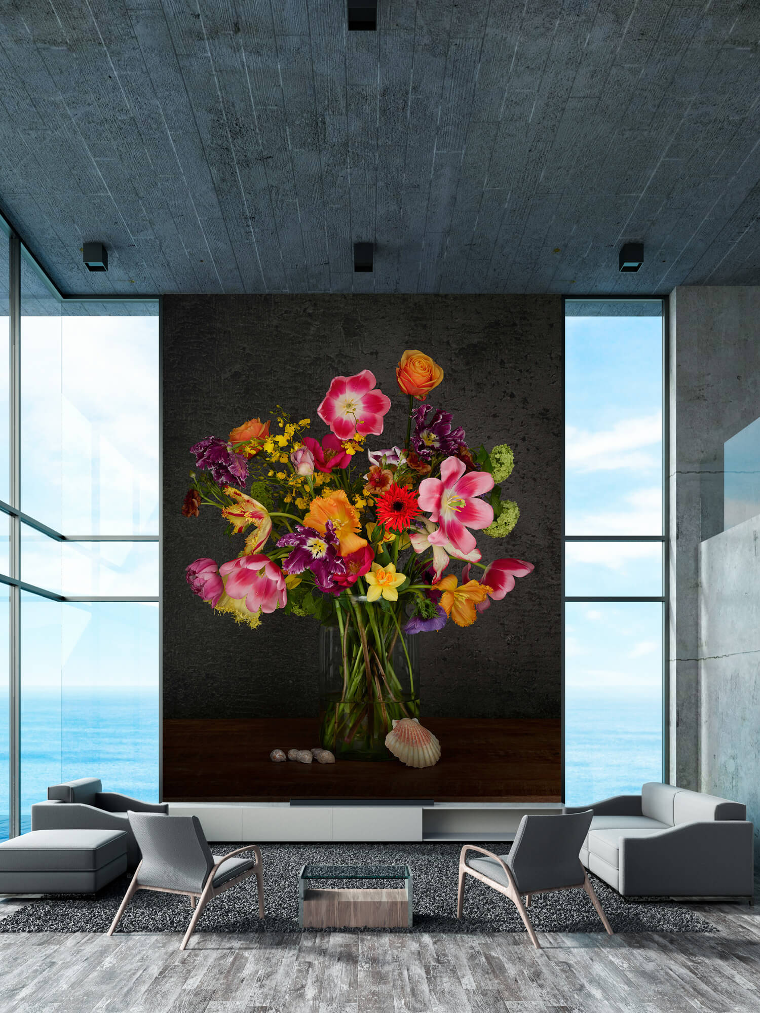 Flowers W04534 10